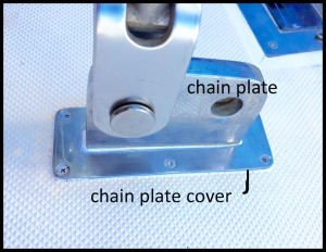 chainplate